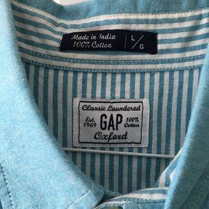 GAP Classic Oxford cloth Button down collar shirt